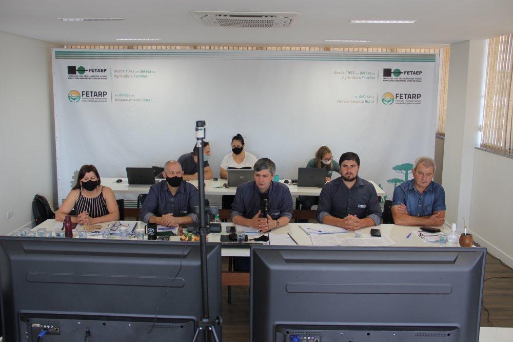 Capa foto Assembleia geral em 1º de outubro