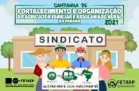 Ilustração em miniatura da áudio 2º Áudio para chamada da Campanha de Fortalecimento e Organização 2021