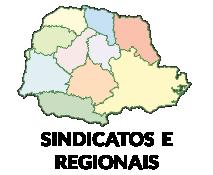 Regionais Sindicais da FETAEP