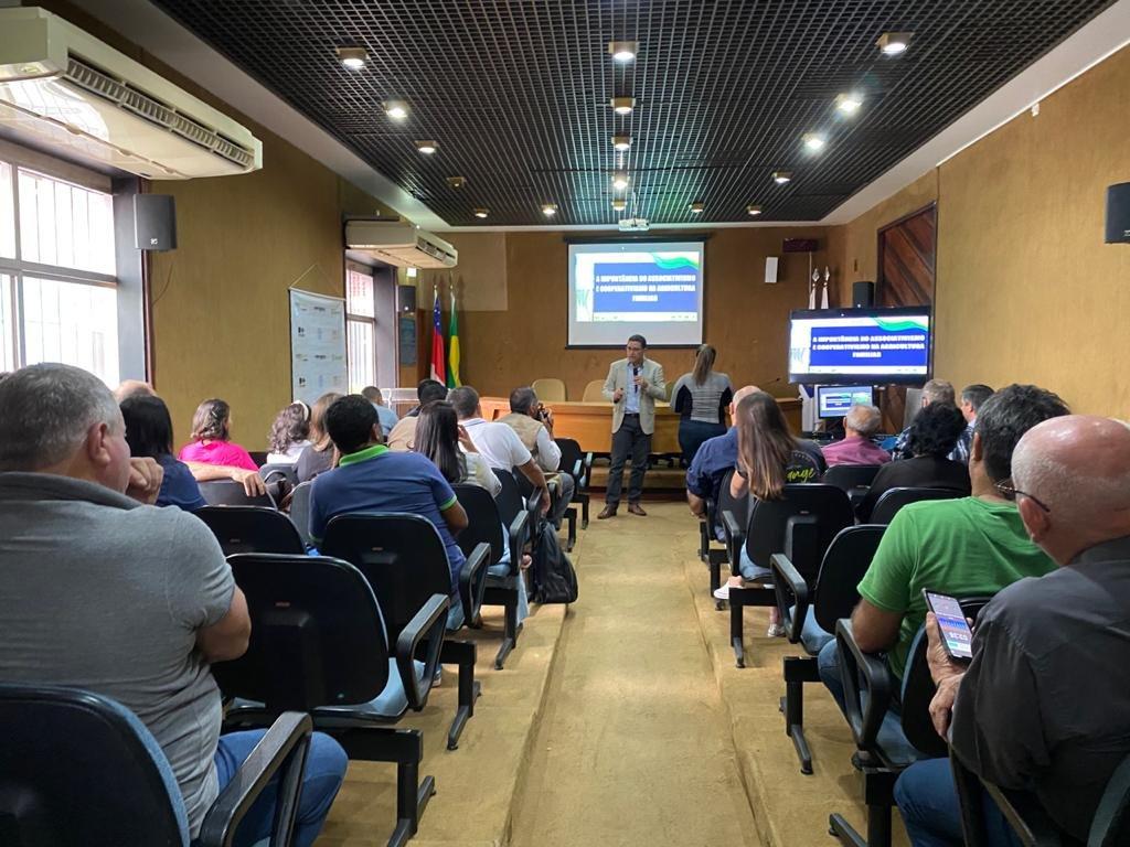 Seminário Agrifamiliar em Manaus