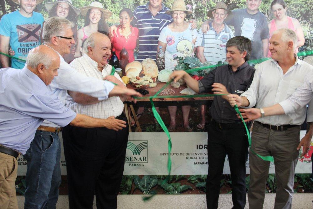 Capa foto Lançamento da Feira da Agricultura Familiar do Paraná