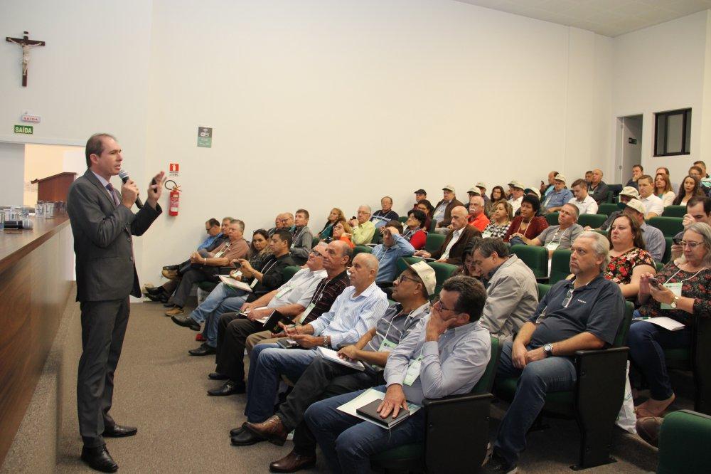 Capa foto Seminário discute Reforma Previdenciária