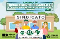 Ilustração em miniatura da áudio 1º Áudio para chamada da Campanha de Fortalecimento e Organização 2021