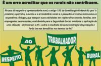 Ilustração em miniatura da áudio Mobilização em defesa da previdência dos trabalhadores rurais. Confira como foi a ação em Cascavel.