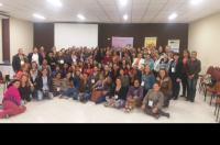 Ilustração em miniatura da áudio Mulheres Trabalhadoras Rurais reúnem-se em Curitiba